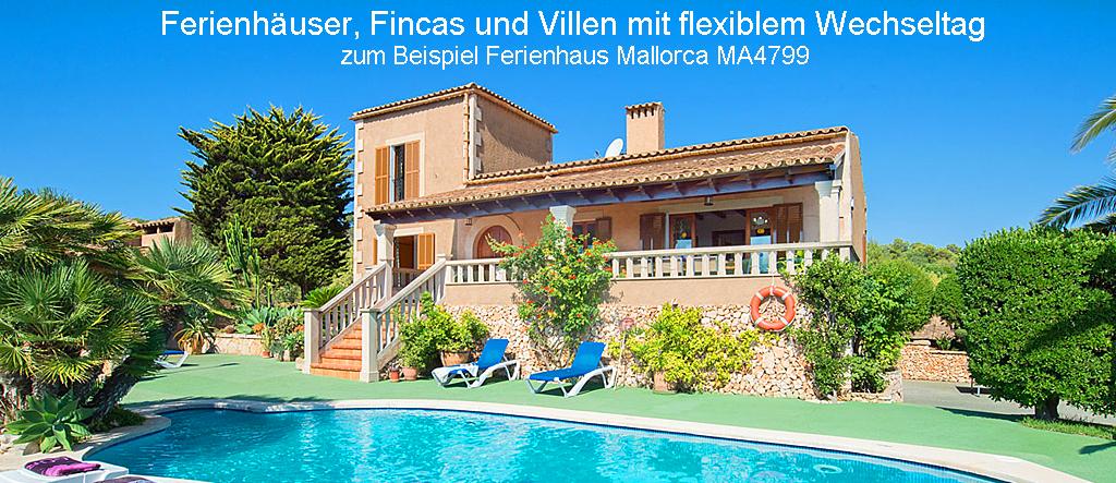 Ferienhaus Mallorca MA4799 flexible Anreise