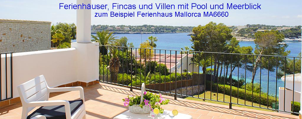 Ferienhaus Mallorca mit Meerblick MA6660