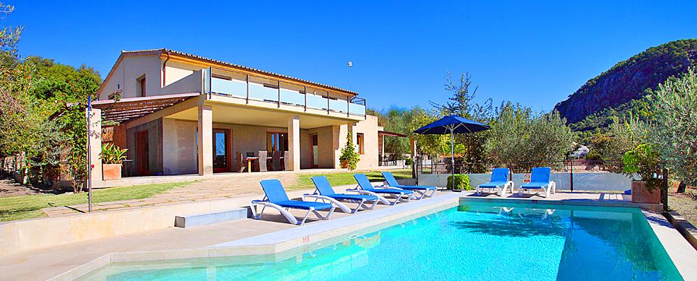 Ferienhaus mallorca - Ferienhaus formentera mit pool ...