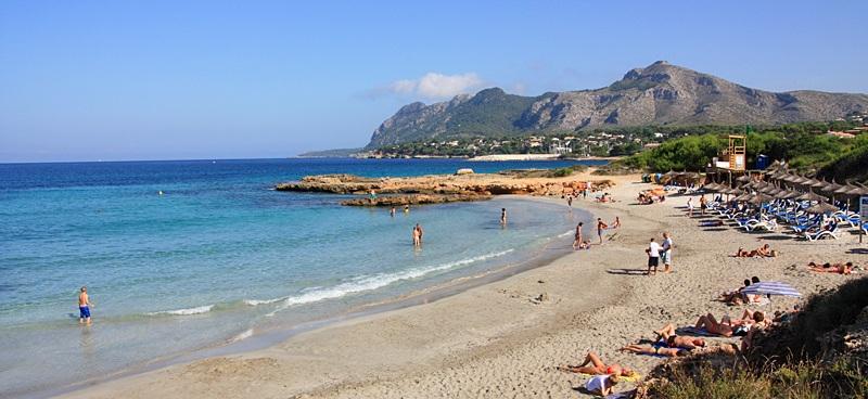 Mallorca Strand S'Illot