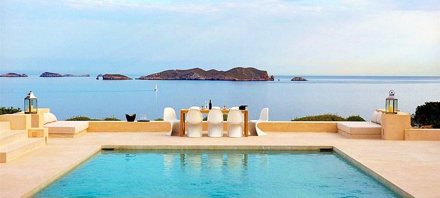 Luxusvilla mit pool  Ferienhaus Ibiza Pool, Villa Ibiza Pool, Finca Ibiza