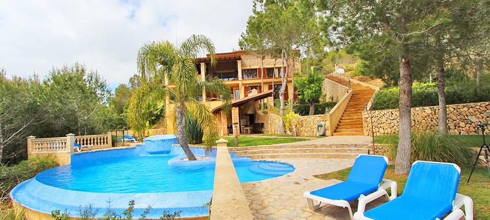 Villa Mallorca mit Pool an der Ostküste