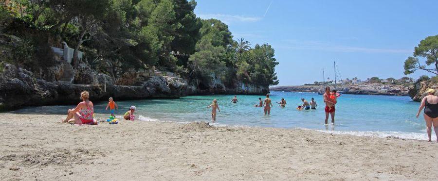 Mallorca Strand Cala Serena