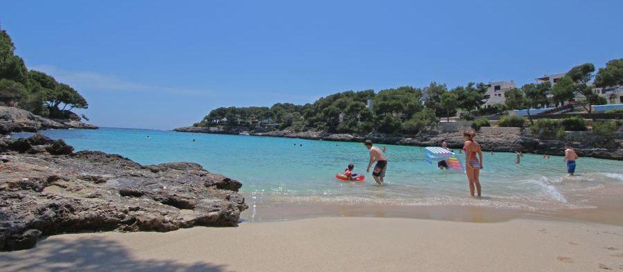 Mallorca Strand Cala Dor
