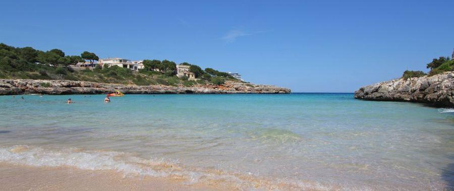 Mallorca Strand Cala Marcal