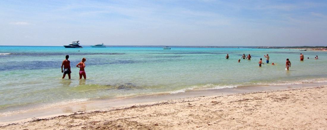 Mallorca Strand Es Trenc