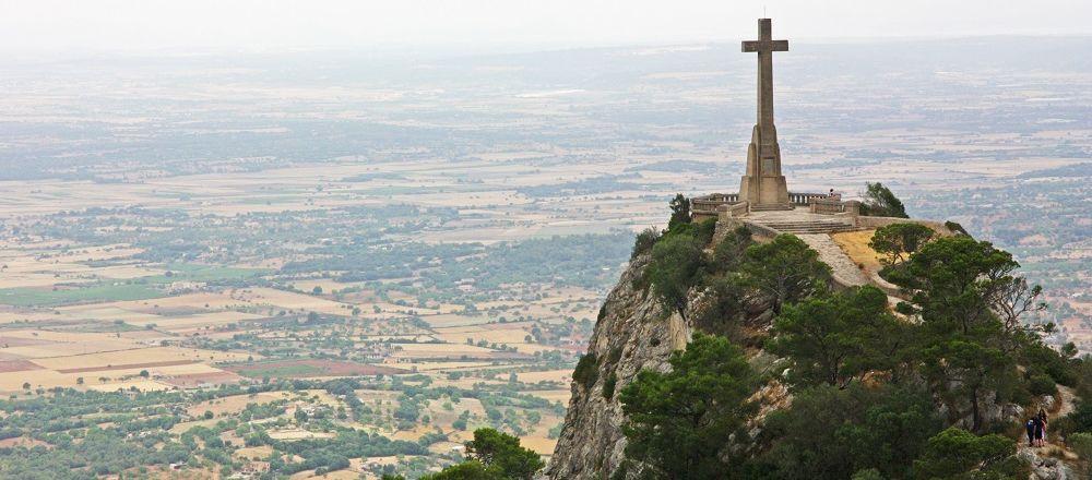 San Salvador auf Mallorca