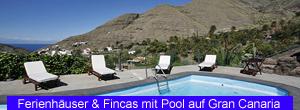 Ferienhäuser, Fincas und Villen auf Gran Canaria