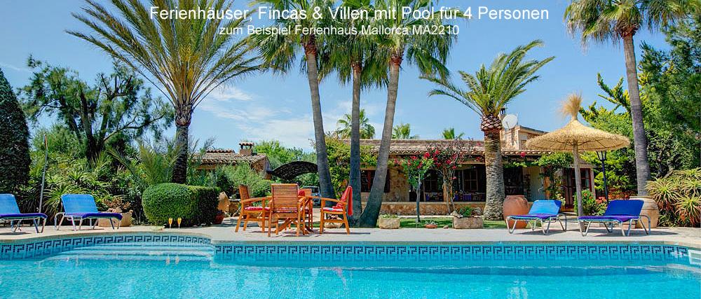 Ferienhaus Mallorca MA2210