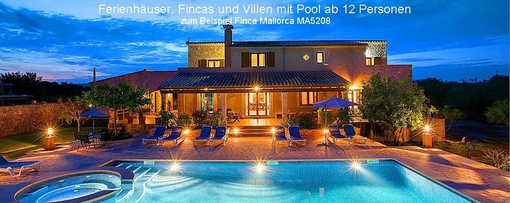 Ferienhaus Mallorca Mit Pool, Finca U0026 Luxus Villa Mieten