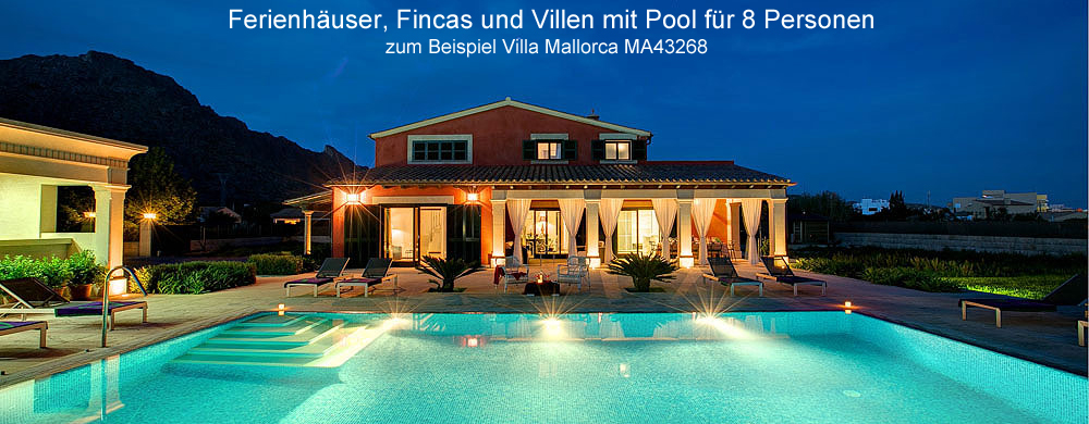Villa Mallorca MA43268
