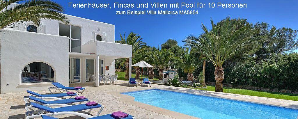 Villa Mallorca mit Pool MA5654