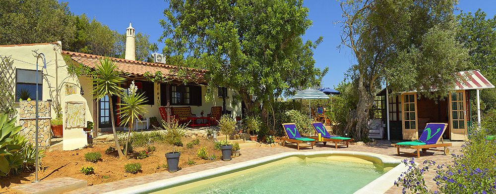 Ferienhaus Algarve 2 - 4 Personen