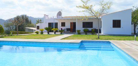 Mallorca Nordküste – Ferienhaus Mallorca Pollensa 2032 mit Pool für 4 Personen. An- und Abreisetag nur Samstag.