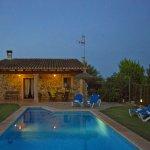 Ferienhaus Mallorca MA2097 Beleuchtung am Abend
