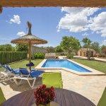 Ferienhaus Mallorca MA2097 Blick auf den Pool
