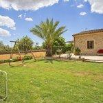 Ferienhaus Mallorca MA2097 Garten mit Rasen
