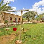 Ferienhaus Mallorca MA2097 Kinderschaukel