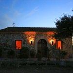Ferienhaus Mallorca MA2097 in der Dämmerung
