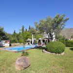 Ferienhaus Mallorca MA2160 Garten