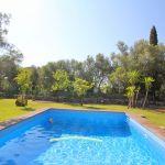 Ferienhaus Mallorca MA2160 Garten mit Swimmingpool