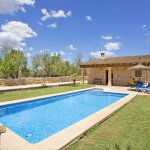Ferienhaus Mallorca mit Pool MA2097