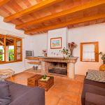 Finca Mallorca 2040 Wohnraum