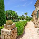 Finca Mallorca MA2003 Garten