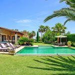 Finca Mallorca MA2003 Garten mit Pool