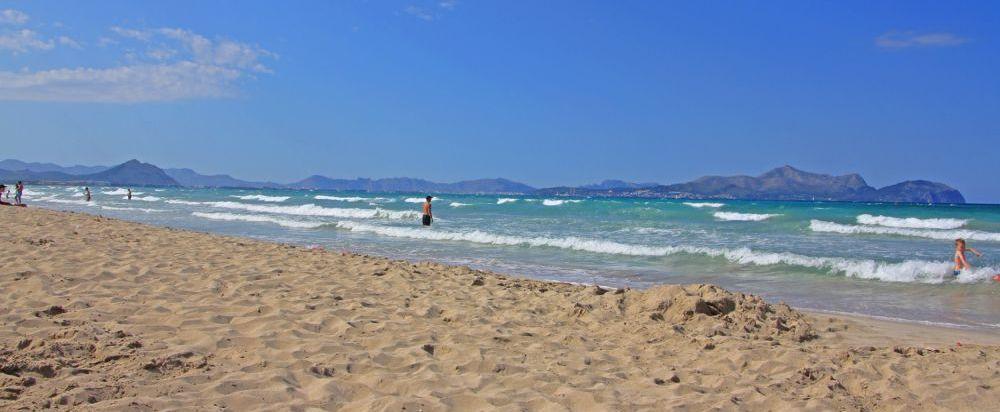 Mallorca Sandstrand Can Picafort