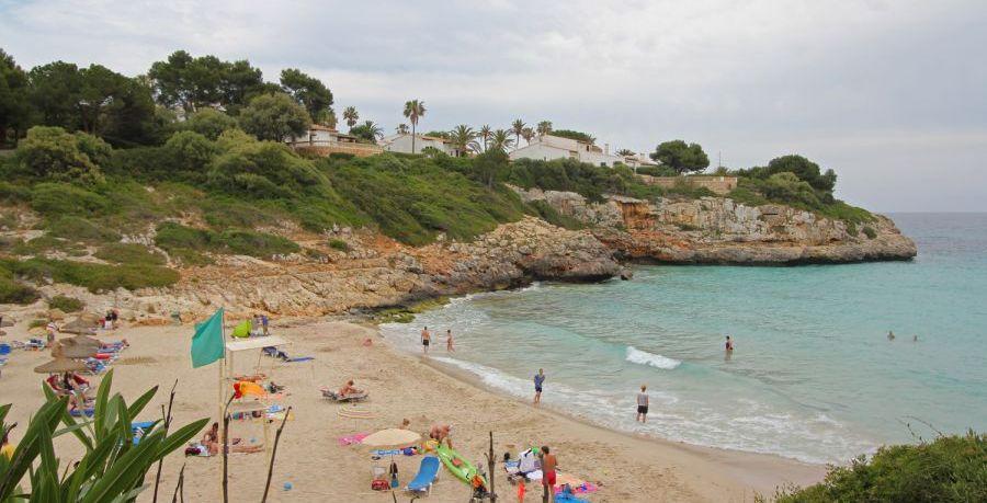Mallorca Strand Cala Aguila