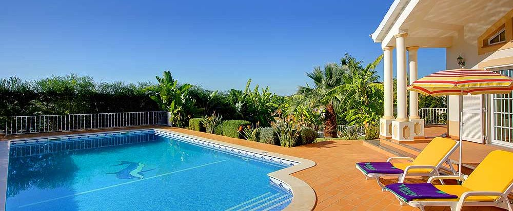 Ferienhaus Algarve mit Pool