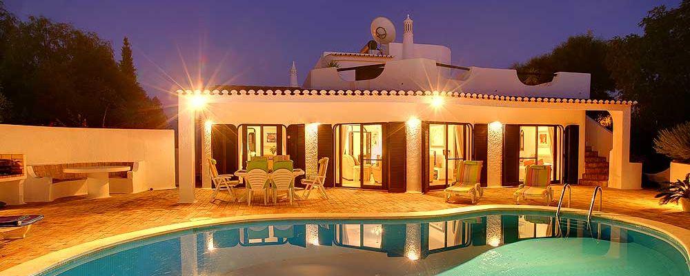 Ferienhaus Algarve in Strandnähe