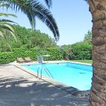 Casita Carritxo 1120 Blick auf den Pool