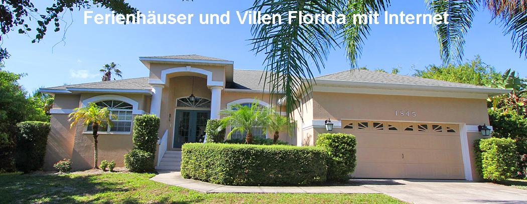 Ferienhäuser und Villen Florida mit Internet