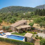 Finca Mallorca MA1253 - Blick auf das Anwesen