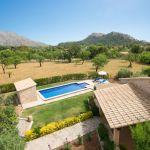 Finca Mallorca MA1253 - Blick auf das Grundstück