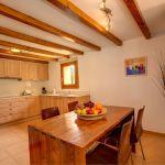 Finca Mallorca MA1253 - Küche mit Esstisch