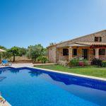 Finca Mallorca MA1253 - Poolbereich