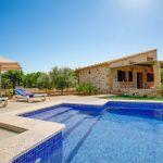 Finca Mallorca MA1253 - Swimmingpool mit Treppe