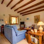 Finca Mallorca MA1253 - Wohnbereich