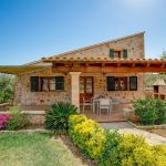 Finca Mallorca MA1253 - Zugang zum Haus