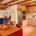 Finca Mallorca MA1253 - offene moderne Küche