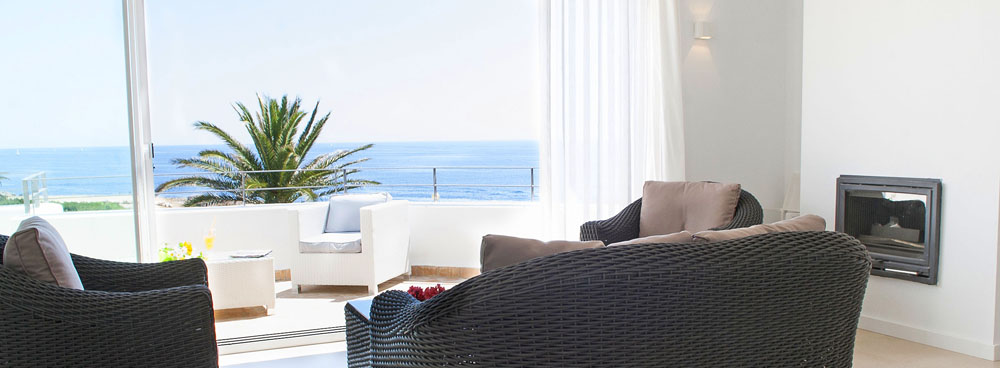 ferienhaus mallorca mit pool und meerblick f r 8 personen. Black Bedroom Furniture Sets. Home Design Ideas