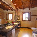 Finca Mallorca MA3950 Bad mit Doppelwaschbecken