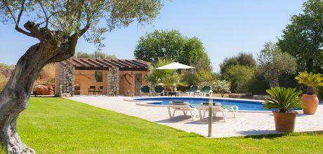 Mallorca Südost – Finca Felanitx 3950 mit Pool und Whirlpool, Grundstück 9.000qm, Wohnfläche 165qm, Wechseltag Samstag, Nebensaison flexibel auf Anfrage. 2019 buchbar!