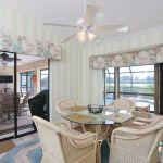 Villa Florida FVE32180 Esstisch mit Ausblick