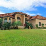 Villa Florida FVE32180 Hausansicht von vorne