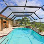Villa Florida FVE32180 Pool mit Insektenschutz