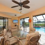 Villa Florida FVE32180 Terrasse mit Gartenmöbel